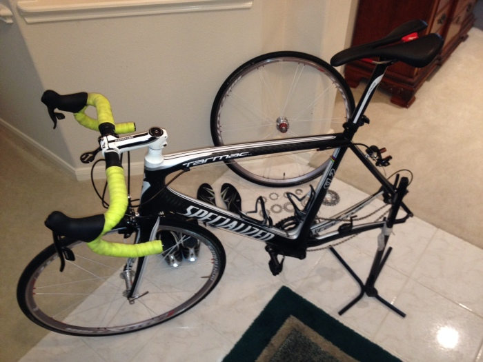 Clean bike!